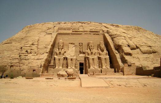 Abu Simbel, Near Aswan, Egypt  № 2245563  скачать