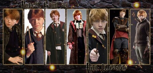 Ron through the ages