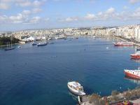 Sliema Harbour, Malta - April 2011