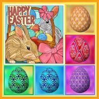 Happy Kaleido Easter 😊