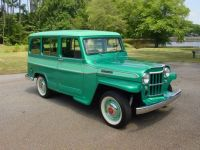 1960 Willys Jeep Station Wagon