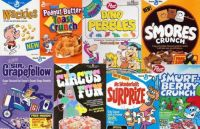 Cereals that Time Forgot