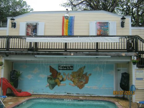 Bourbon Street Pub, Key West 2