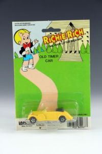 Richie Rich Old Timer Car, Rolls Royce variant