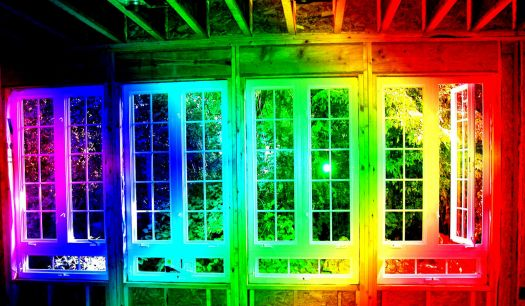 Rainbow Sunroom Construction - large