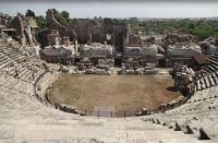 arena in  side