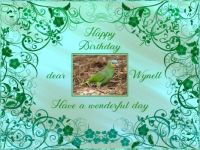 Happy Birthday dear Wynell (wynot)