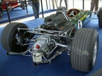 Lotus 49 - Cosworth DFV engine