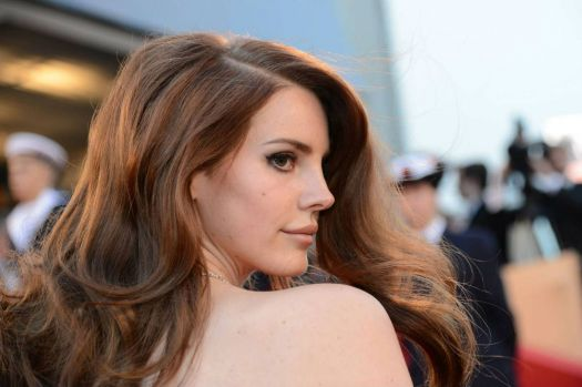 Lana Del Rey at the 2012 Cannes Film Festival Opening Ceremony