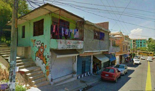 """Dairy Queen"" / Acapulco"