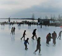 skating in Toronto