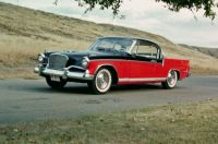 Studie Beauty - 1956 Studebaker Golden Hawk