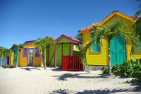 Colourful Caribbean Cottages