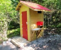 Themes: Modern Outhouse
