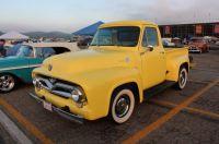 "Ford ""F-100"" Custom Cab Pickup - 1955"