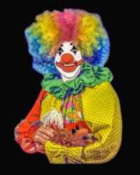 Feliz the Clown
