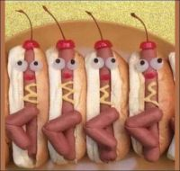 Hot Dog Anyone   ❛ᴗ❛