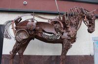 Half Machine Half Horse