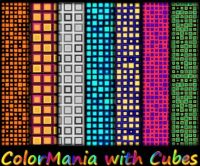 Colormania with Cubes