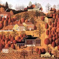 Autumn - Charles Wysocki