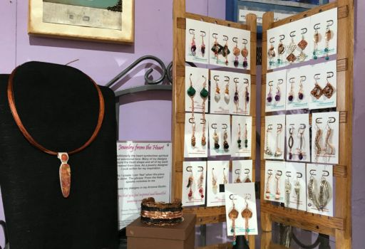 Jewelry at the Angel Store