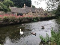The Cotswolds - Bibury