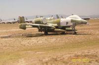 Davis-Monathon AF Base  A-10 Thunderbolt