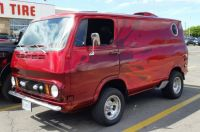Custom Van 1