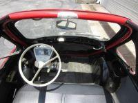 Heinkel Trojan 153 interior