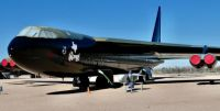 Boeing B-52D Stratofortress. Pima Air and Space Museum.