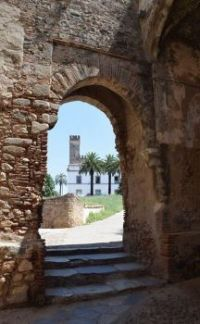 Alcazaba,Spain