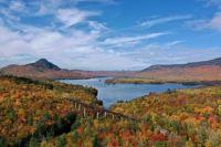 Onawa Trestle ~ Lake Onawa ~ Willimantic, Maine
