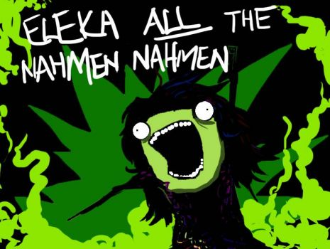 Eleka ALL the Nahmen - Wicked - Elphaba