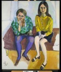 Alice Neel- The Wellesley's Girls