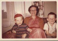 Nana and the boys