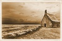 THEME: Churches - old abandoned country