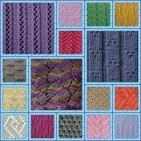 some gorgeous knitting