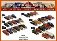 1939 Fords