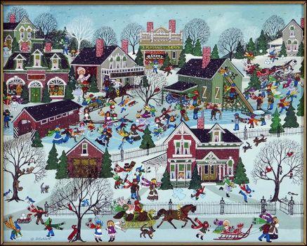 Jo Sickbert-Winter Activities