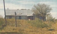 The family homestead ... it was really grand in 1946!