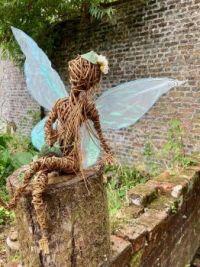 Fairy Garden in Cornwall