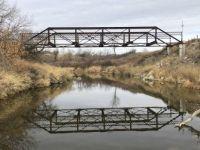 NICOLE'S BRIDGE PICTURE