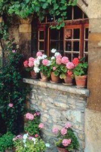 a window in France