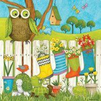 Owl's Garden Party
