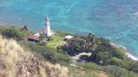 DK Hawaii lighthouse from a distance
