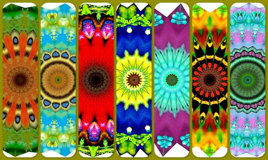 Butterflies!  KaleidoBOARDS