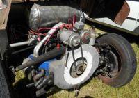 Motor Tatra 57 A 1936, CR