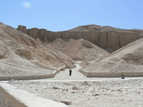 Valley fo the Kings (egypt)