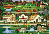 Yankee Wink Hollow - Charles Wysocki