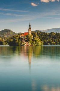 Lake Bled, Slovenia  6707